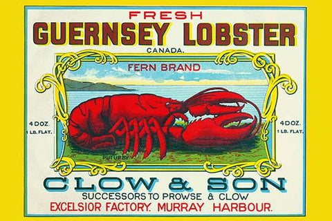 Fresh Guernsey Lobster