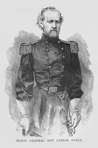 Major General Don Carlos Buell
