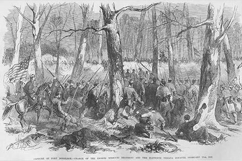 Capture of Fort Donelson