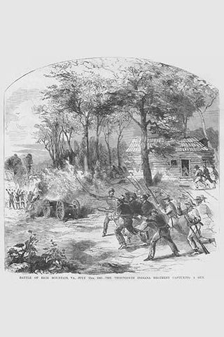 Battle of Rich Mountain