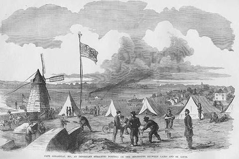 Cape Girardeau Federal Encampment