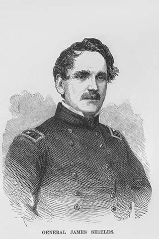 General James Shields
