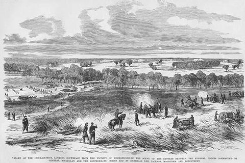 Chickahominy Valley Battlefield