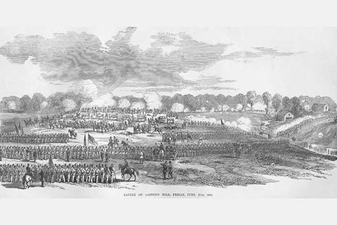 Battle of Gaine's Mill or First Cold Harbor