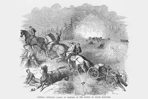 Battle of South Mountain or Boonsboro Gap