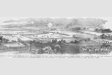 Battle of Antietam - Sharpsburg