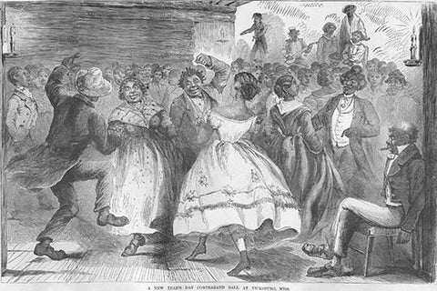 New Year's Contraband Ball in Vicksburg