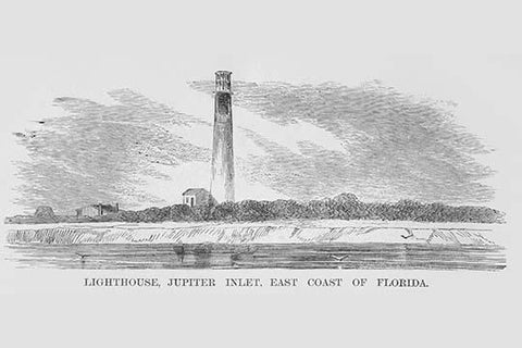Florida East Coast Lighthouse, Jupiter