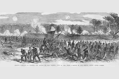 Battle of Cold Harbor & Gaine's Mill