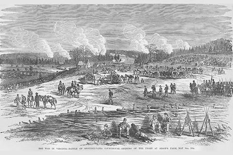 Battle of Spotsylvania