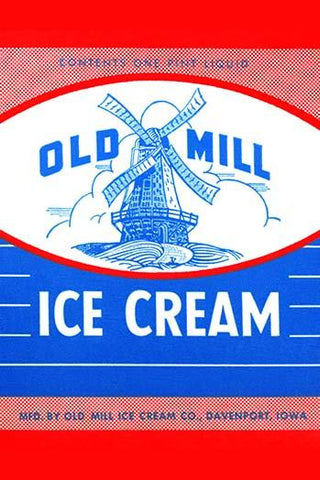 Old Mill Ice Cream