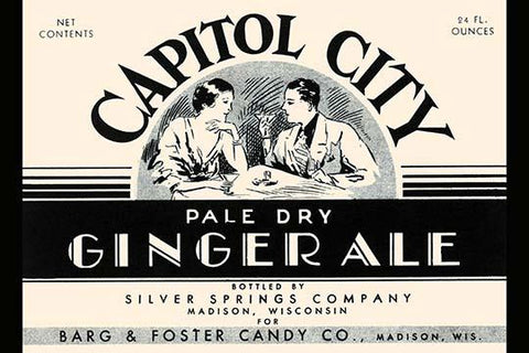 Capitol City Pale Dry Ginger Ale