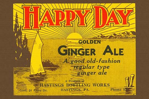 Happy Day Golden Ginger Ale