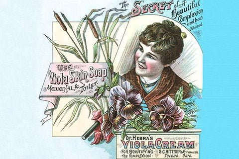 Dr. Hebra's Viola Cream