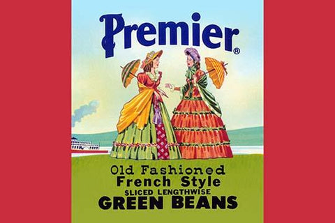 Premier Old Fashioned French Style Green Beans