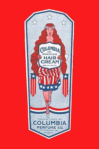 Columbia Hair Cream
