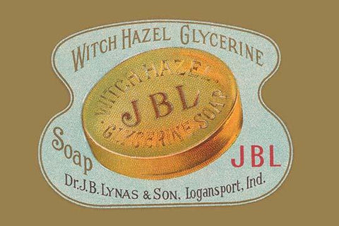 Witch Hazel Gylcerine Soap