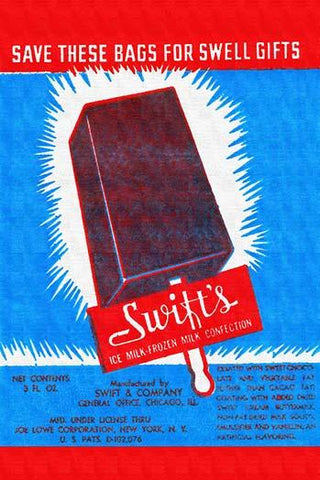 Swift's Ice Milk - Frozen Milk Confection