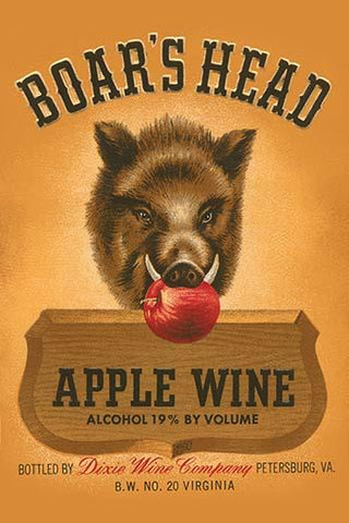 Boar's Head Apple Wine