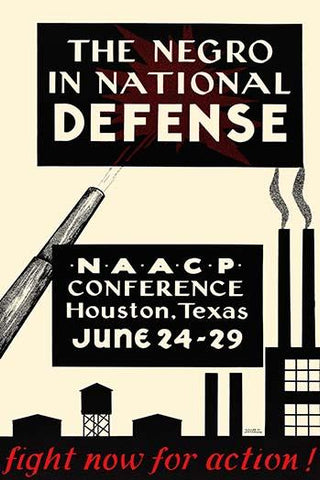 The Negro in National Defense