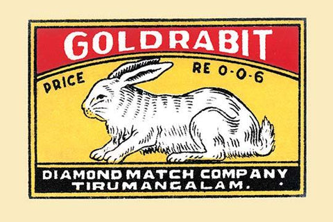 Gold Rabbit