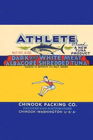 Athlete Brand Albacore Shredded Tuna