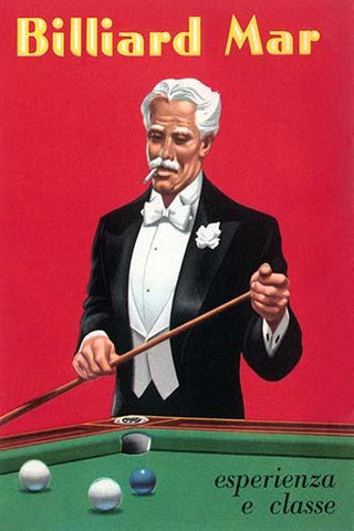 Billiard Mar - Esperienza e Classe
