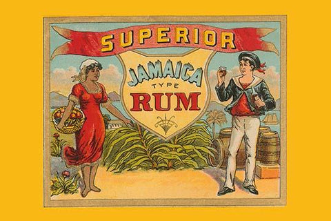 Superior Jamaica Type Rum