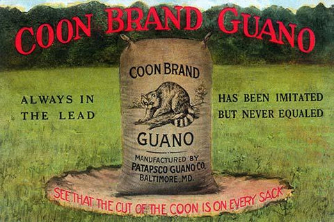 Coon Brand Guano