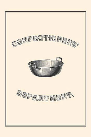 Confectioners' Department