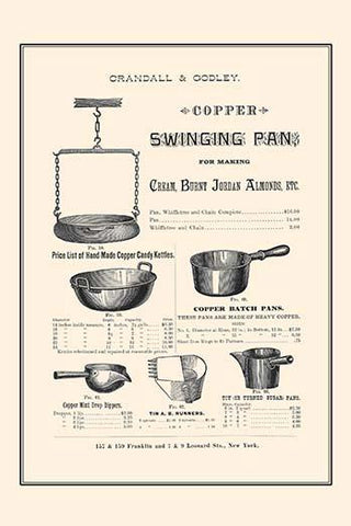 Copper Swinging Pan