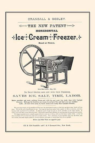 Ice Cream Freezer