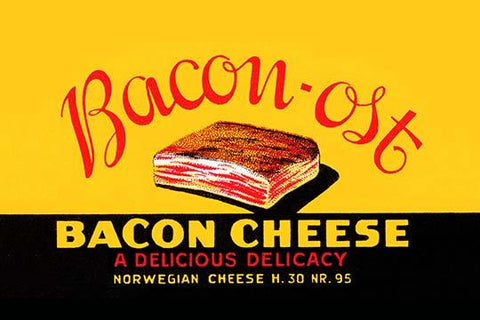 Bacon-Ost / Bacon Cheese