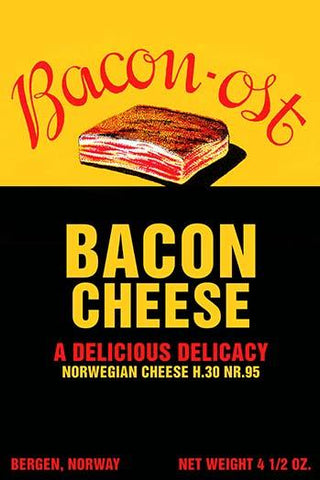 Bacon Cheese / Bacon-Ost