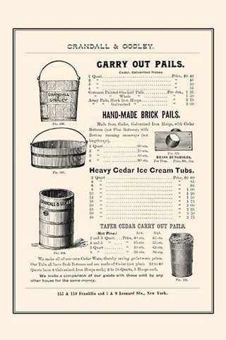 Carry Out Pails