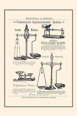 Confectionary Scales