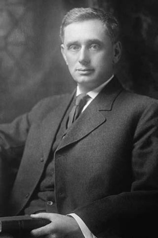 Portrait of Louis D. Brandeis