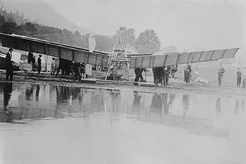 Langley Airplane