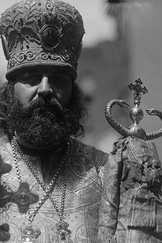Greek Orthodox Church Bishop