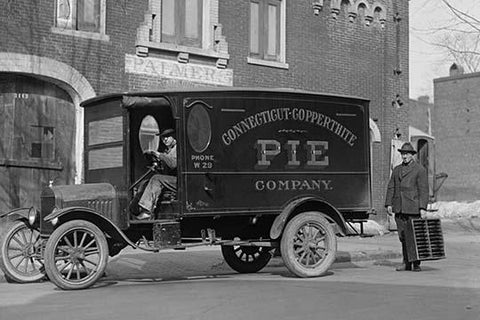 Connecticut Copperwhite Pie Company