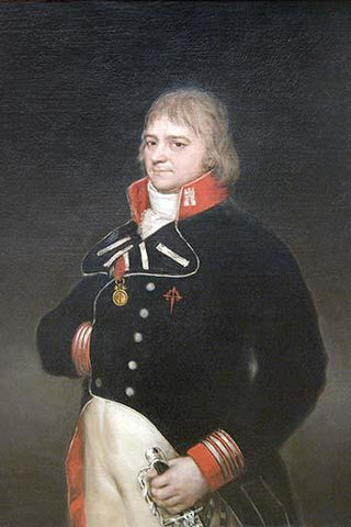 Ignacio Garcini y Queralt (1770–1825), Brigadier of Engineers