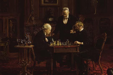 The Chess Players