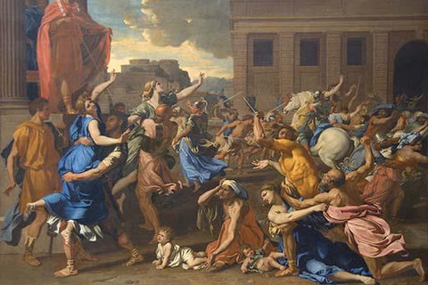 Abduction of the Sabine Women
