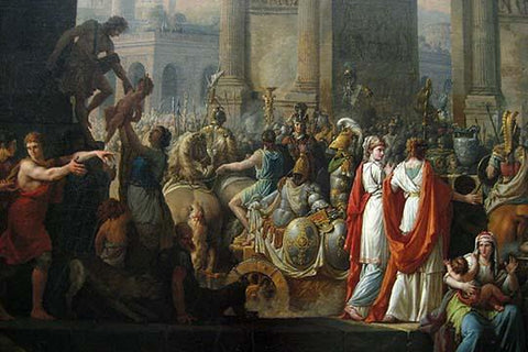 The Triumph of Aemilius Paulus,