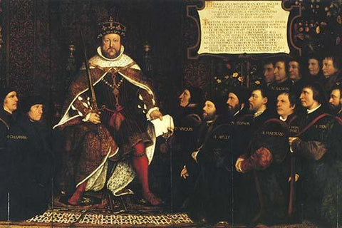 Henry VIII & the Barber Surgeons; Royal College of Surgeons