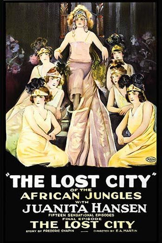 The Lost City of the African Jungles