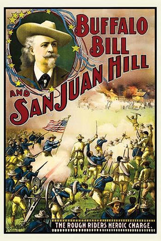 Buffalo Bill and San Juan Hill