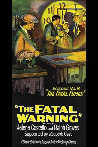 The Fatal Warning, Fatal Fumes