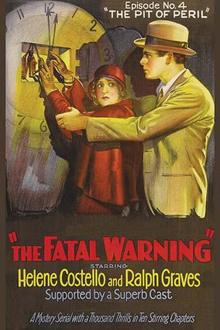 The Fatal Warning, Pit of Peril