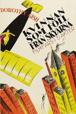 "Flight of Fancy ""Kvinnan Som Foil Franskyarna"""